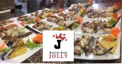offerta ristorante menu di carne e di pesce occasione ristorante brugnera