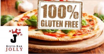 offerta ristorante per celiaci promozione pizzeria e ristorante per celiaci brugnera