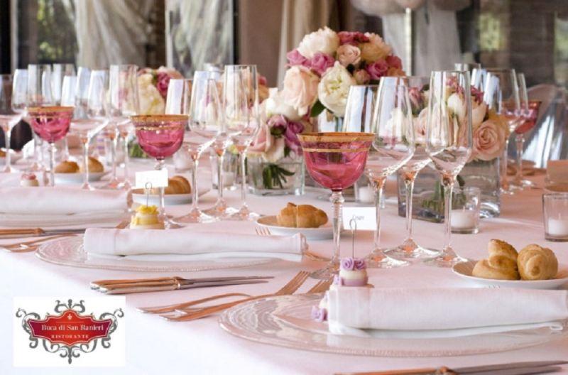 offerta ristorante per cerimonie Pisa - promozione ristorante per matrimoni a Pisa