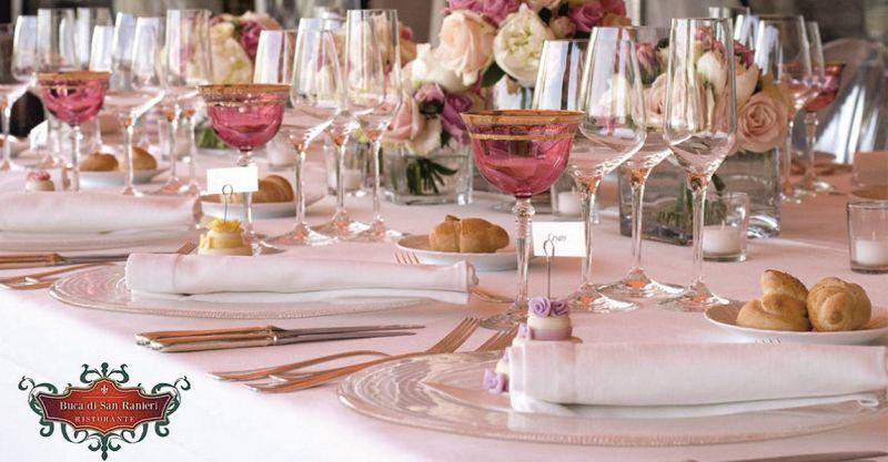 occasione Location per matrimoni e ricevimenti nel centro di PISA - LA BUCA DI SAN RANIERI