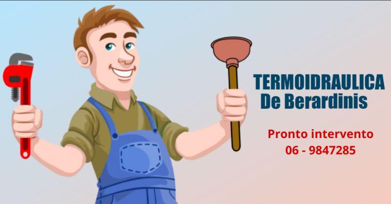 Offerta idraulico anzio - occasione servizio pronto intervento idraulico pomezia