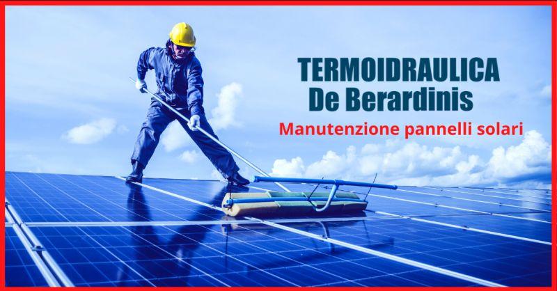 Offerta manutenzione pannelli solari roma - occasione assistenza pannelli solari nettuno