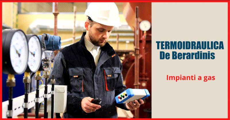 Offerta installazione impianti a gas lavinio - occasione manutenzione impianti a gas ardea