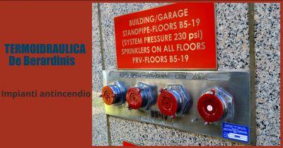 de berardinis offerta installazione e manutenzione impianti antincendio torvaianica