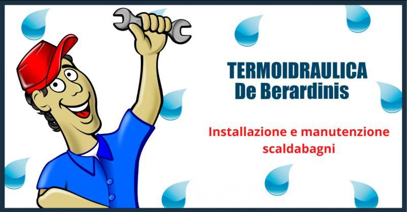 Offerta installazione scaldabagni lido dei pini - occasione manutenzione scaldabagni roma