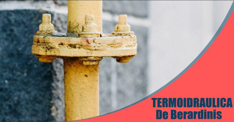 TERMOIDRAULICA DE BERARDINIS - Offerta ditta installazione e manutenzione impianti a gas Anzio