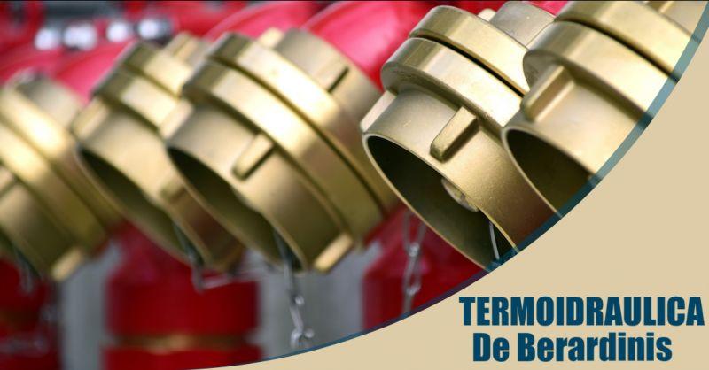 TERMOIDRAULICA DE BERARDINIS - Offerta impianti antincendio installazione manutenzione Lavinio