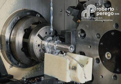 offerta lavorazioni di tornitura promozione tornitura parti meccaniche
