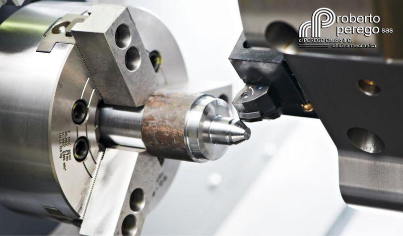 OFFICINA MECCANICA PEREGO offerta troncatura conto terzi - troncatura particolari meccanici