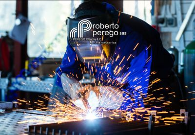 officina meccanica perego offerta lavori di saldatura promozione saldature a elettrodo rivestiro