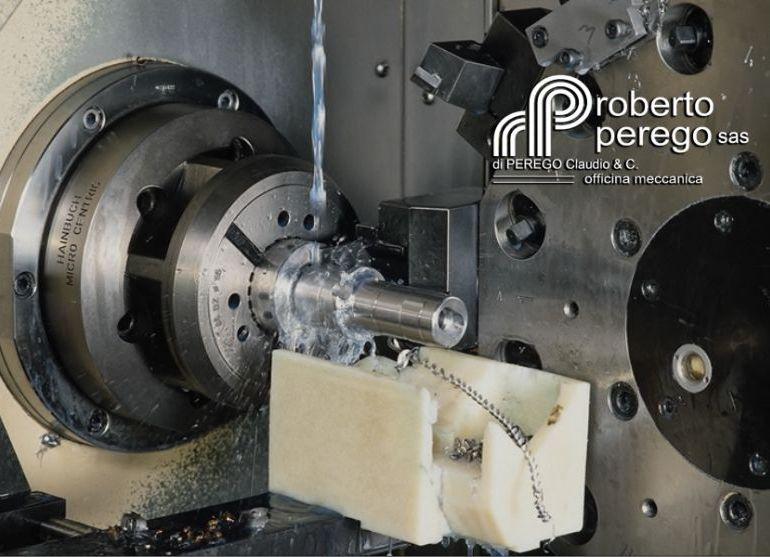 OFFICINA MECCANICA PEREGO offerta tornitura metalli - promo tornitura di precisione alluminio