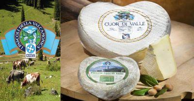 offerta vendita formaggio cuor di valle occasione formaggi tipici della valle camonica