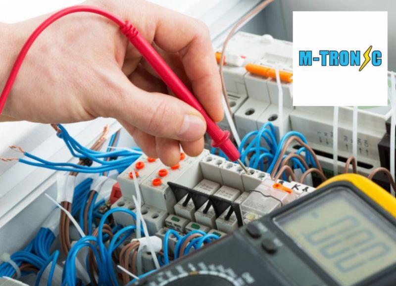 MTRONIC offerta istallazione impianti elettrici per aziende - promozione sistemi elettrici