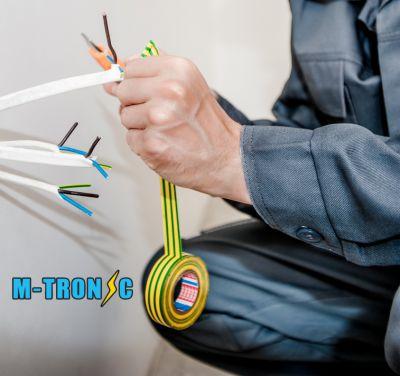 m tronic offerta pronto intervento elettricista promozione istallazione impianti elettrici