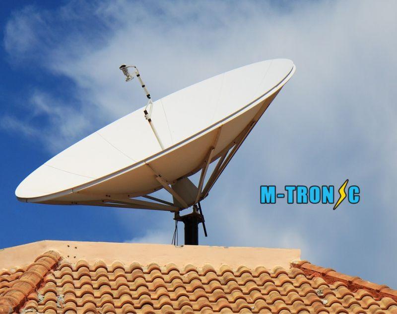 M TRONIC offerta installazione antenne - promozione antennisti specializzati
