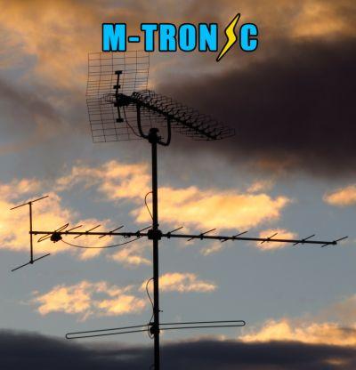 mtronic offerta pronto intervento antenne televisive promozione riparazione antenna tv