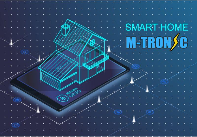 MTRONIC offerta installazione impianti domotici - progettazione smart house