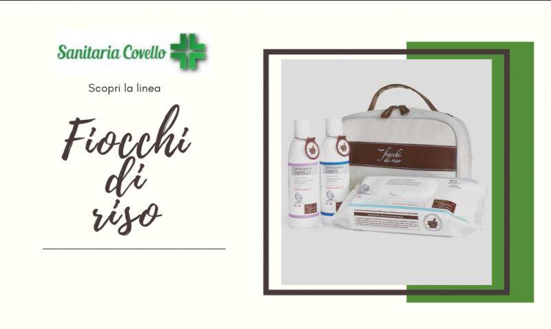 Anitaria covello offerta crema fiocchi di riso cosenza - promozione cofanetti fiocchi di riso cosenza