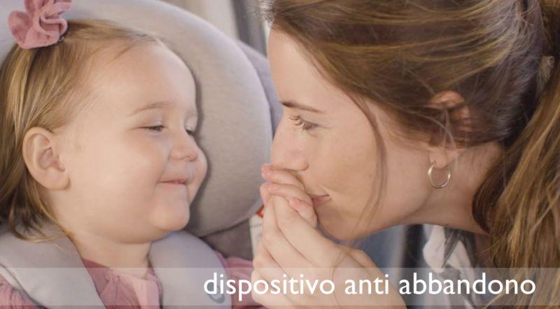 Offerta dispositivo anti abbandono bambino Uffugo – Promozione anti abbandono Bébé Confort e-Safety Montalto Uffugo Cosenza