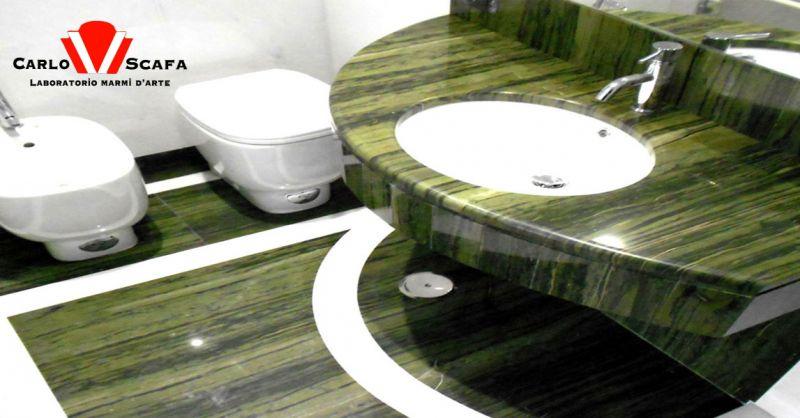 offerta  lavorazione del marmo Roma - occasione bagni in marmo Lavelli Piatti doccia Vasche