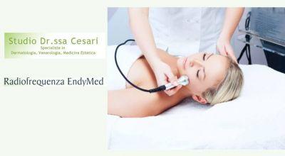 offerta trattamento radiofrequenza endymed per tonificazione viso e corpo