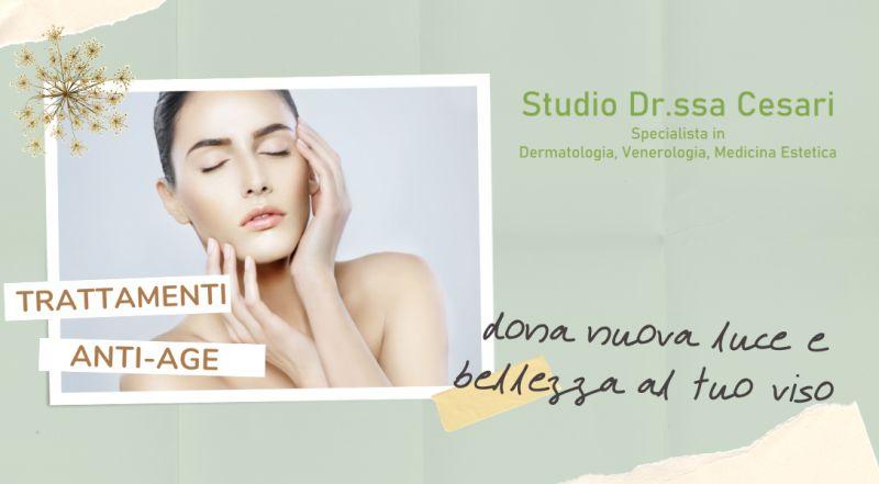 Occasione specialista per trattamenti viso anti age a Udine – offerta studio medico specializzato in trattamenti anti rughe a Udine