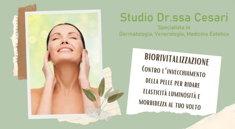 Occasione studio medico specialista in biorivitalizzazione della pelle a Udine – offerta studio medico privati specializzato nel ringiovanimento cutaneo a Udine