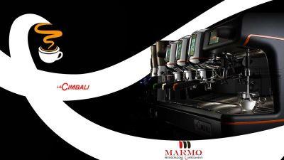 marmo srl offerta concessionario autorizzato la cimbali macchine caffe