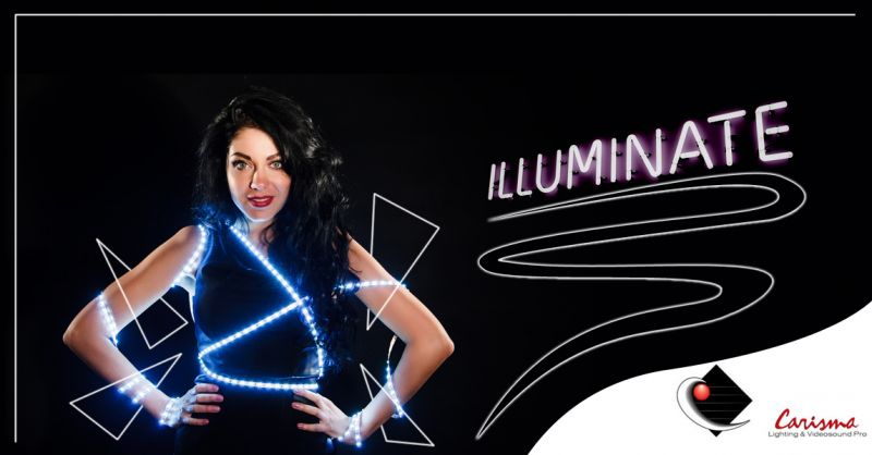 Offerta vendita e assistenza tecnica impianti di illuminazione per spettacoli a Taranto