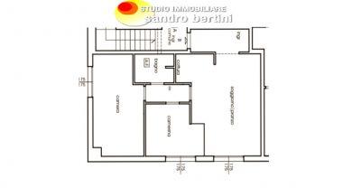 offerta appartamento ristrutturato tre locali salivoli studio immobiliare bertini
