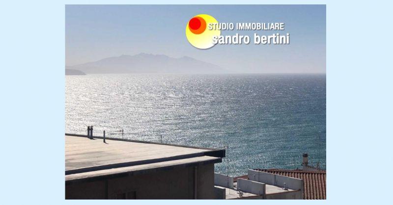 offerta attico vista mare in vendita a Piombino - offerta appartamenti con garage Piombino