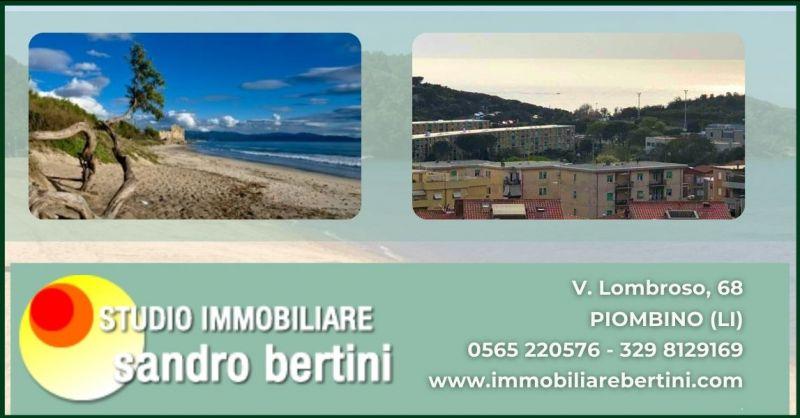 occasione Appartamento centro storico Piombino vista mare - STUDIO IMMOBILIARE BERTINI