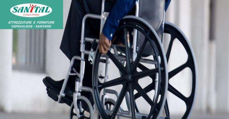 offerta noleggio carrozzine disabili Pomezia - occasione vendita Carrozzine disabili su misura