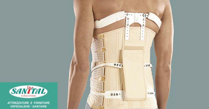 offerta vendita busti corsetti Pomezia - occasione busti correttivi tutori Pomezia