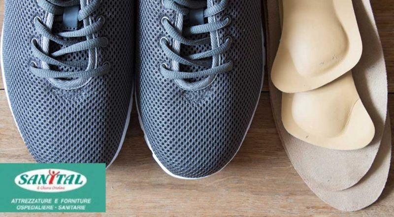 Offerta vendita scarpe ortopediche Ardea - Occasione realizzazione plantari su misura Roma