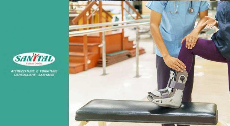 Occasione vendita tutori ortopedici Ardea - Offerta ortopedia tutore per riabilitazione Roma