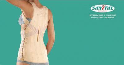 offerta vendita busti corsetti nettuno occasione busti correttivi tutori anzio