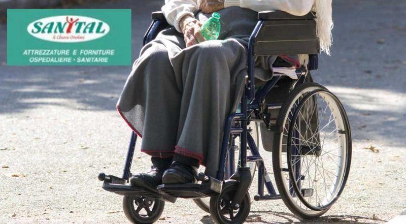 Occasione noleggio carrozzine disabili Aprilia - Offerta vendita sedie a rotelle Nettuno