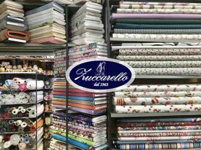 offerta vendita tessuti al metro promozione prodotti sartoriali merceria