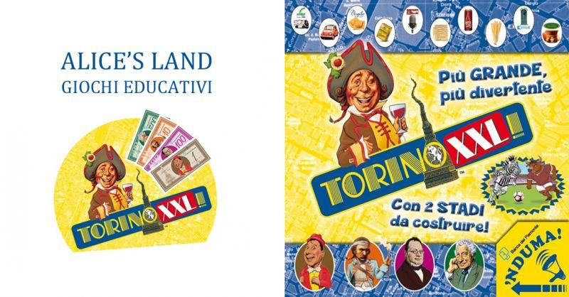 ALICE S LAND GIOCHI EDUCATIVI offerta rivenditore autorizzato torino xxl - occasione torino xxl