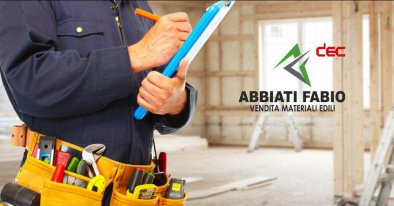 DITTA ABBIATI FABIO offerta materiale per edilizia – promozione attrezzatura edile