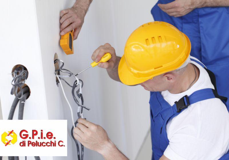 offerta progettazione impianti elettrici-promozione realizzazione impianti elettrici