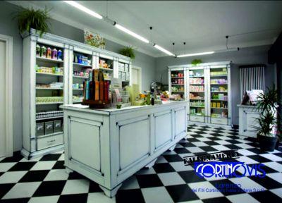 falegnameria cortinovis offerta mobili su misura negozio promo soluzione arredo erboristeria