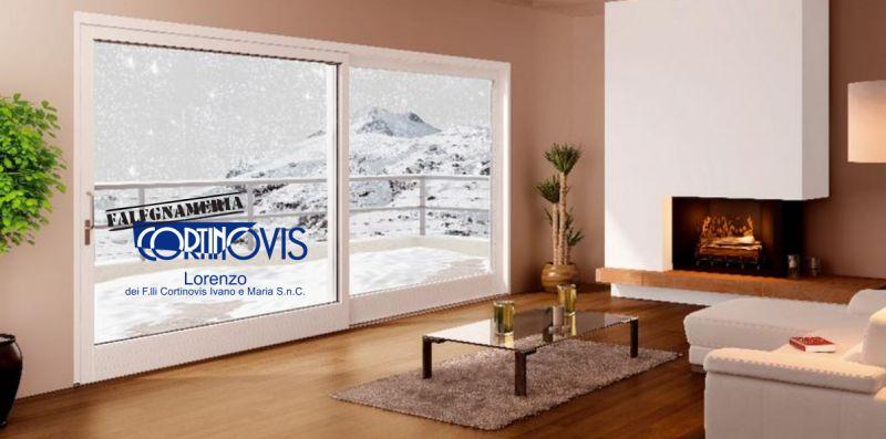 FALEGNAMERIA CORTINOVIS offerta manutenzione infissi - promozione manutenzione serramenti