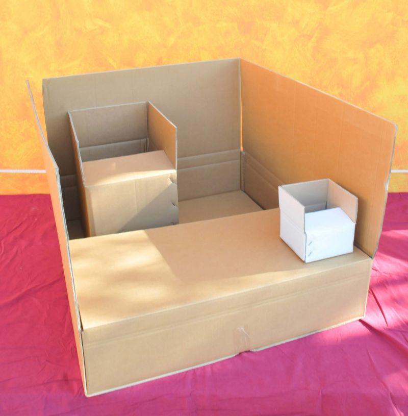 Offerta produzione confezioni personalizzate - Promozione scatole in cartone ondulato Mantova