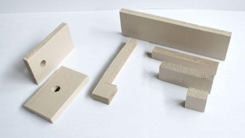 Offerta produzione spessori incollati multistrato - Promozione spessori per imballaggi Mantova