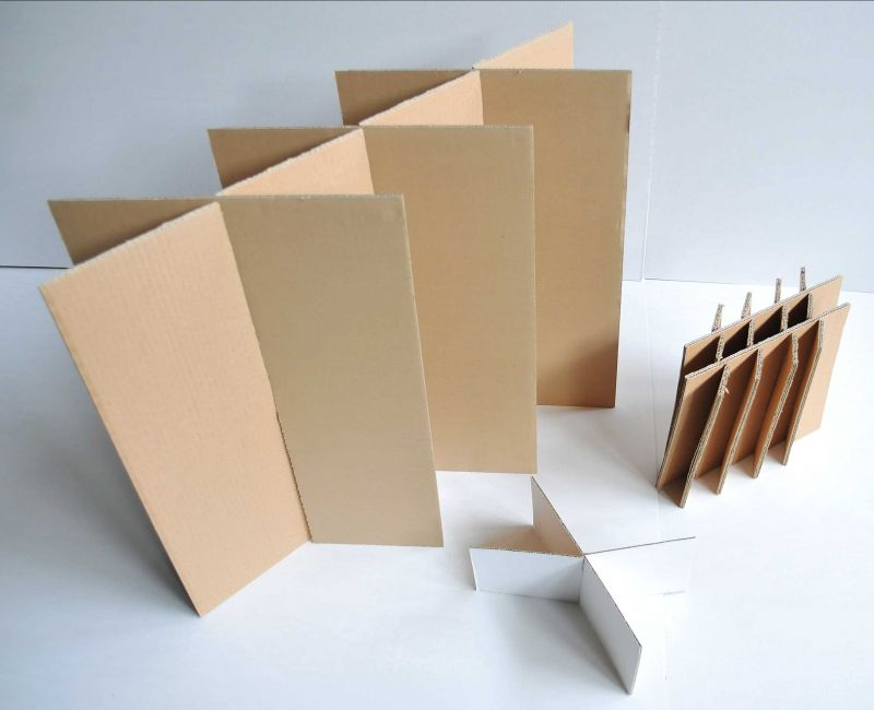 Offerta produzione alveari in cartone ondulato - Promozione realizzazione separatori Mantova