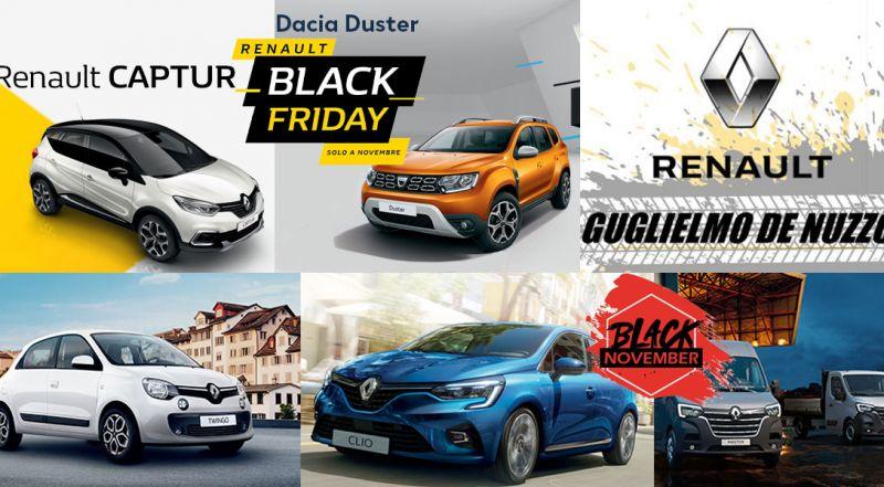 Offerte Black Friday Renault Casarano – Promozione citycar elettrica Renault Zoe Lecce
