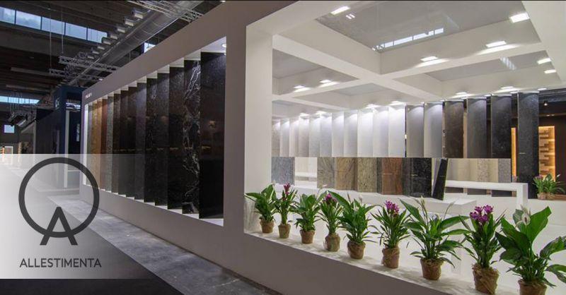 Allestimenta SrL - Promotion of pre-fitted design stands turnkey stand offer