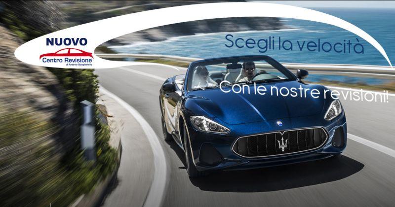 Offerta veicolo revisionato per aumentare le prestazioni - Antonio Quagliarello